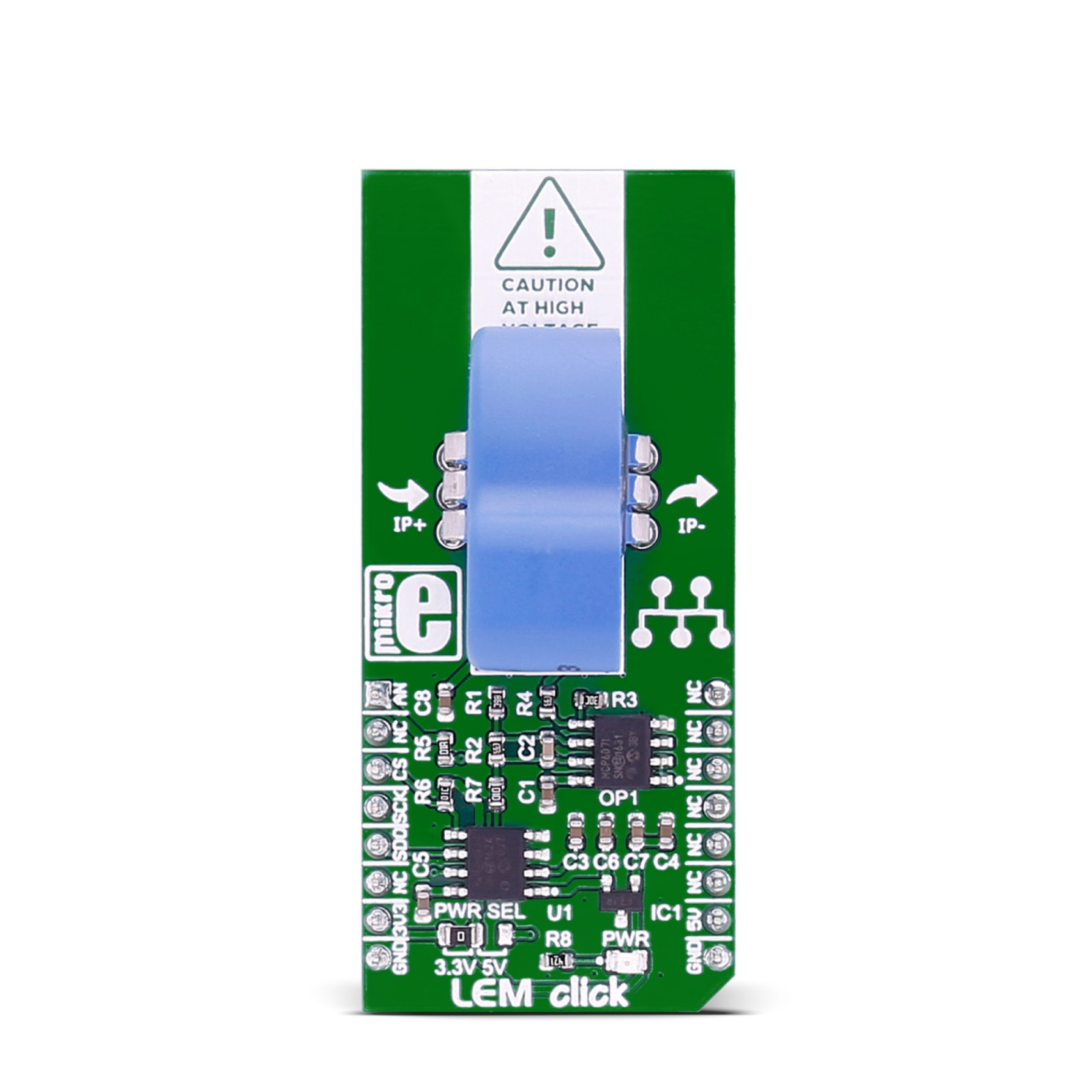 Lem Click Board With Lts 6 Np Current Transducer Mikroelektronika On The Schematic To Open A Larger Version In New Window Or Mgctlbxnmzp Mgctlbxv5112 Mgctlbxlc Mgctlbxpprestashop