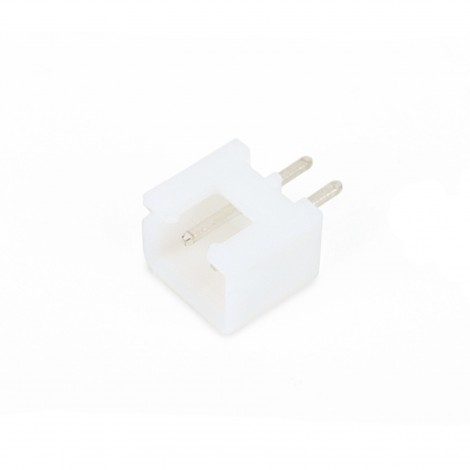 Connector Header 2-pin (2.54mm pitch) for Li-Poly Battery