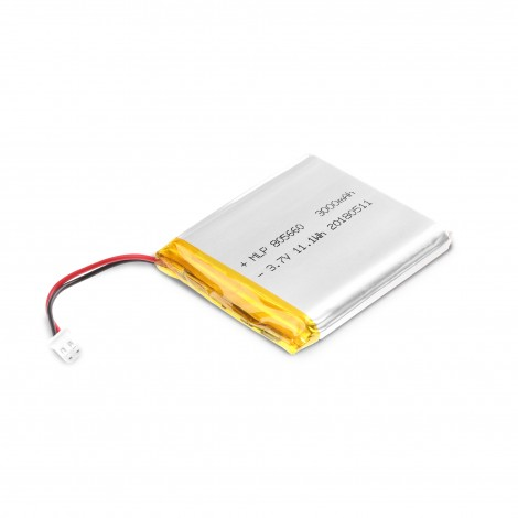 Shop Accessories Components Batteries Li-Polymer Battery 3.7V 3000mAh