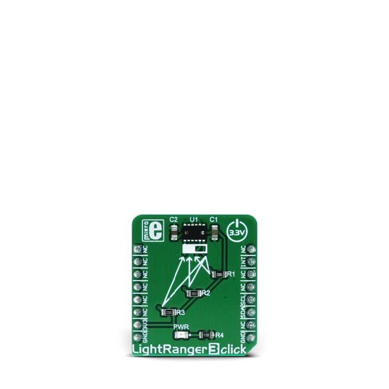 LightRanger 3 Click | Mikroelektronika