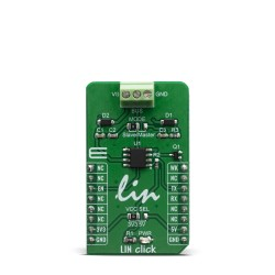 Shop Click Boards Interface LIN LIN click Front