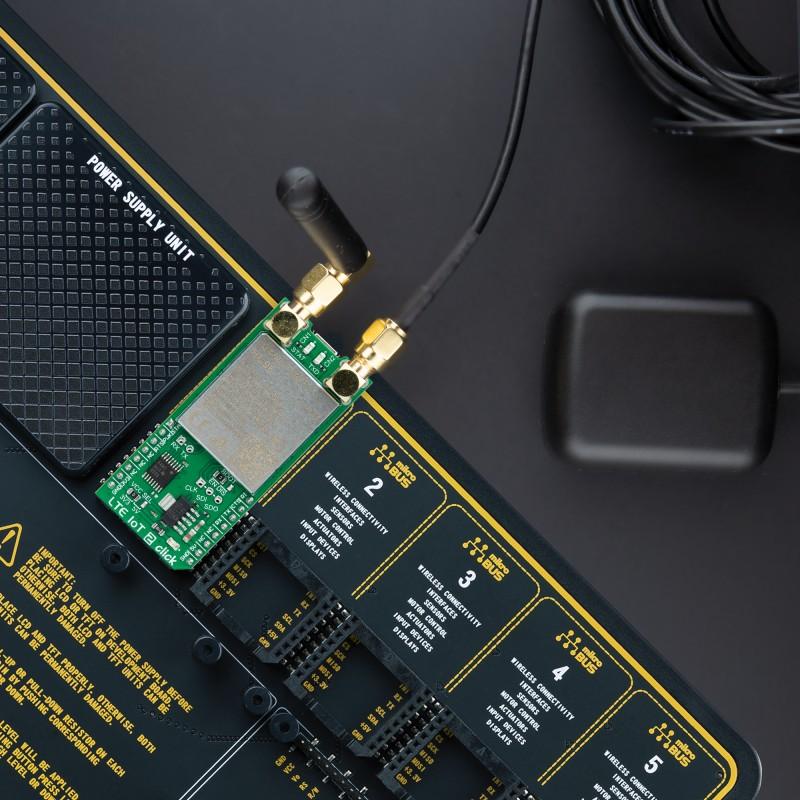 LTE IoT 2 click - IoT solution | MikroElektronika