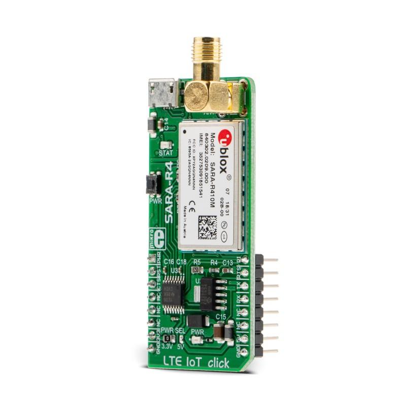 LTE IoT click | Mikroelektronika