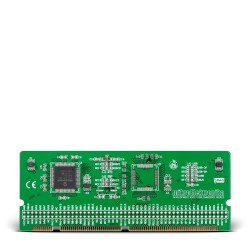 LV 24-33 v6 100-pin MCU Card with dsPIC33FJ256GP710A