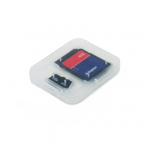 microSD card 4GB with adapter