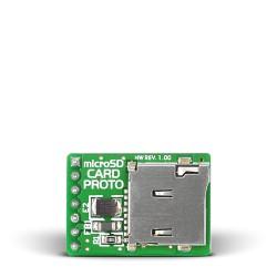 microSD Card PROTO Board