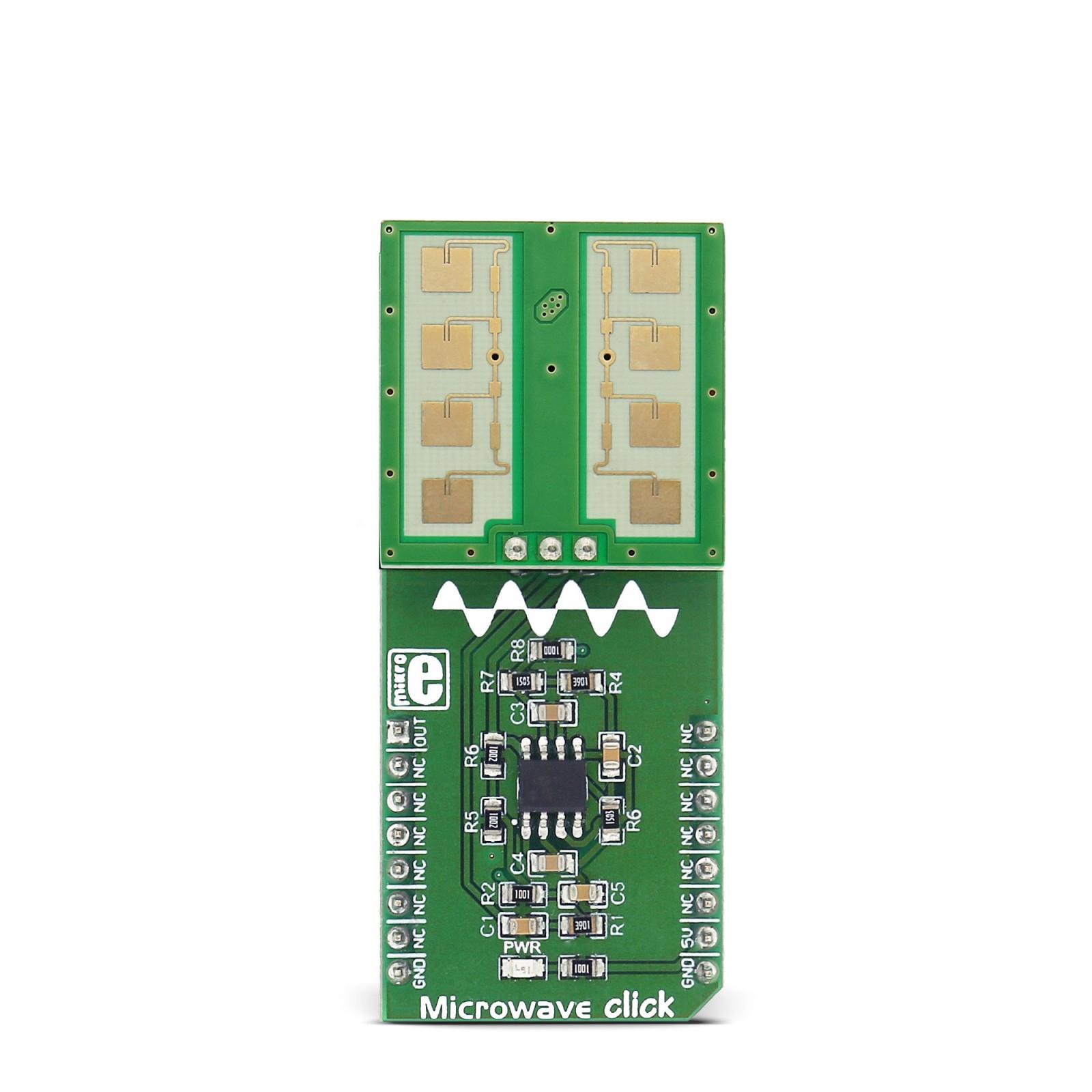 Microwave Click Mikroelektronika
