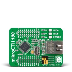mikroETH100 Board