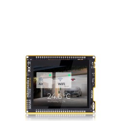 Mikromedia 3 for STM32F2 CAPACITIVE