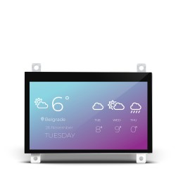 "Shop Smart Displays mikromedia mikromedia 4"" Mikromedia 4 for STM32F2 Capacitive FPI with frame"