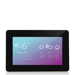"Smart Displays mikromedia mikromedia 4"" Mikromedia 4 for STM32F4 Capacitive FPI with bezel"
