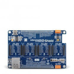 Mikroe mikromedia Plus for STM32 Shield