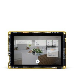 "Smart Displays mikromedia mikromedia 5"" Mikromedia 5 for TIVA Capacitive"