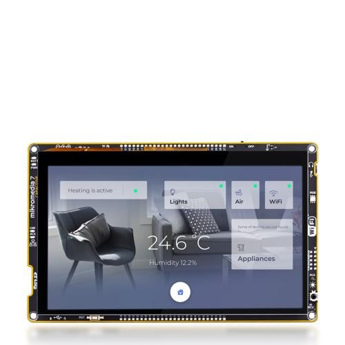 GSM click - Breakout board for Telit GL865 GSM/GPRS QUAD module
