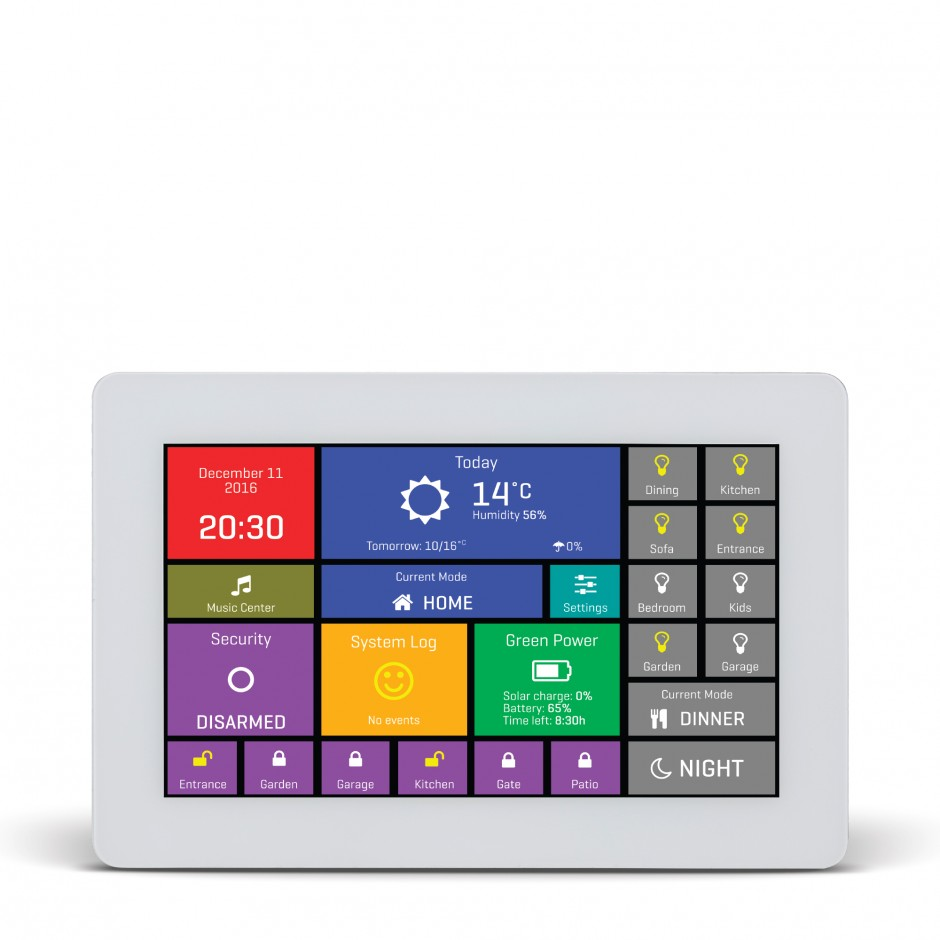 mikromedia hmi 4 3 uxw smart display w capacitive touch 32 bit