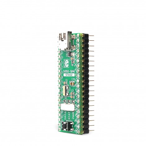 Mikroe MINI-M4 for STM32 side