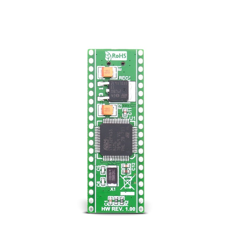 Mikroe MINI-M4 for STM32 back