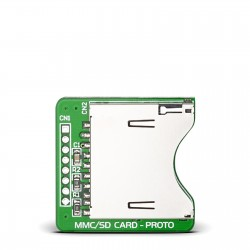 MMC/SD Card PROTO Board