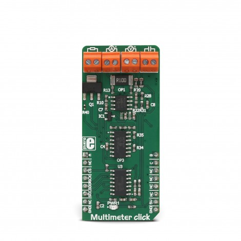 Multimeter click front