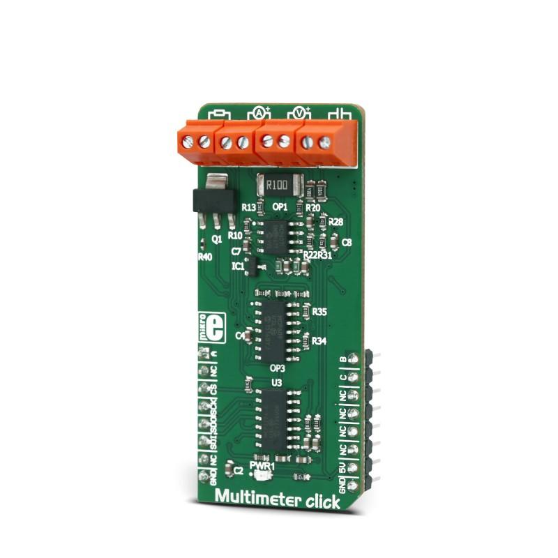 Multimeter Click Mikroelektronika