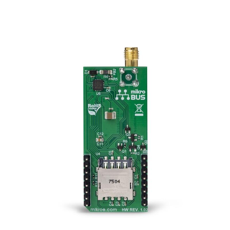NB IoT Click | MikroElektronika