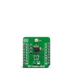 Shop Click Boards Wireless Connectivity RFID/NFC NFC Extend Click Front