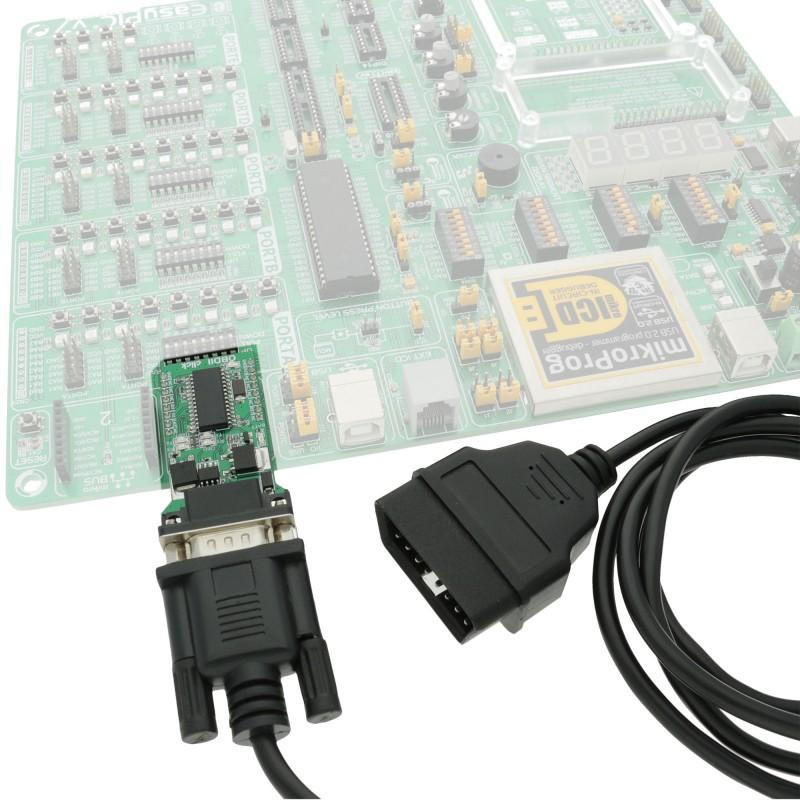 OBDII click | MikroElektronika