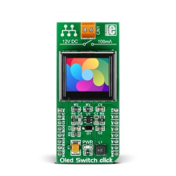 OLED Switch click