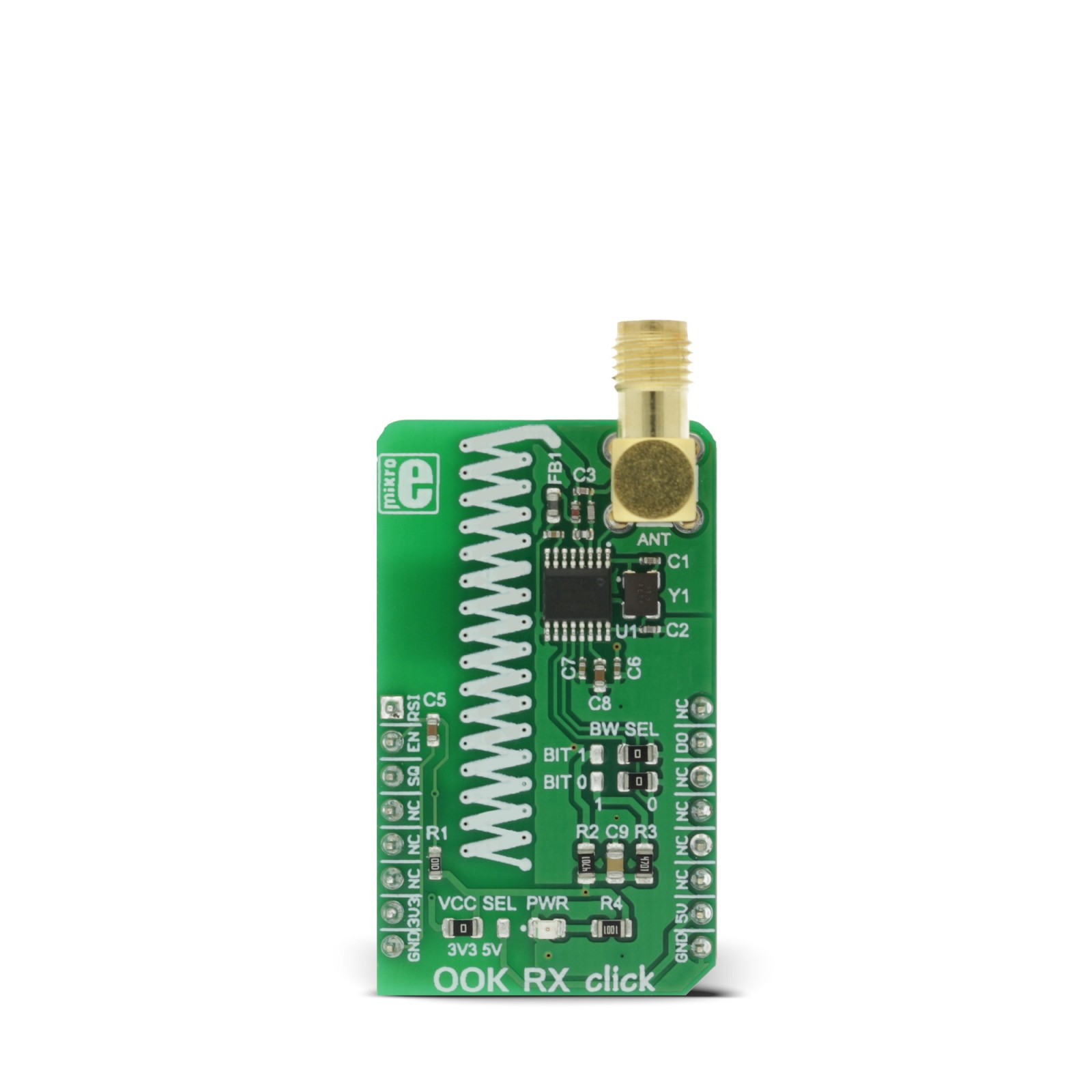 Ook Rx Click Mikroelektronika Wireless Receiving Demodulation Integrated Circuit Diagram Amplifier Mgctlbxnmzp Mgctlbxv5112 Mgctlbxlc Mgctlbxpprestashop
