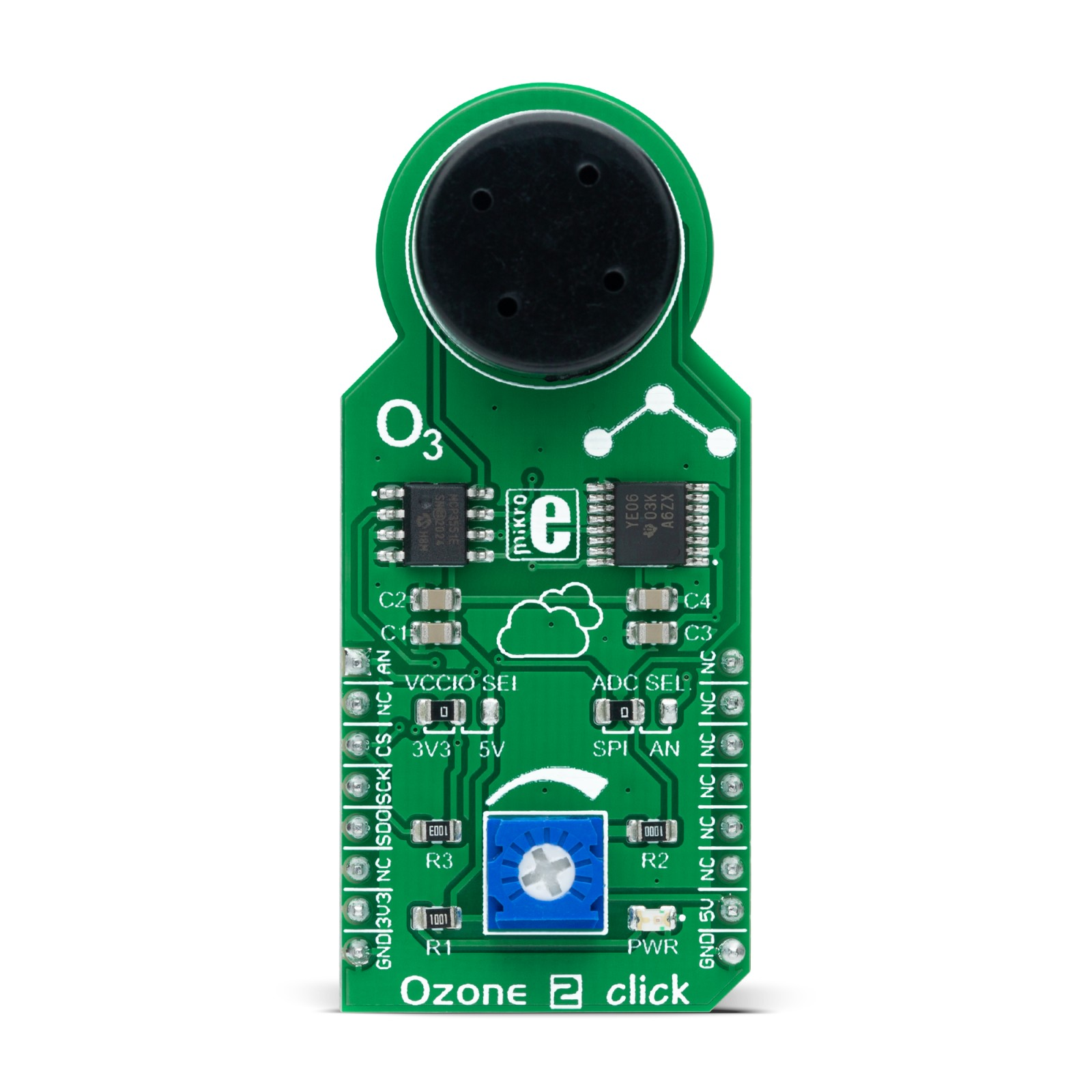 Ozone 2 Click Board With An Mq131 Sensor For O3 Mikroelektronika Usb To Wifi Adapter Circuit Diagram Datasheet Cross Reference Mgctlbxnmzp Mgctlbxv5112 Mgctlbxlc Mgctlbxpprestashop