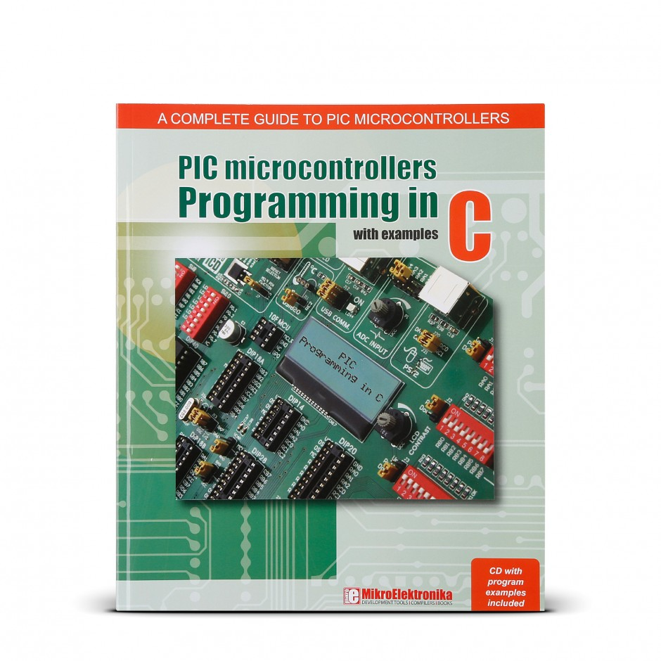 Pic Microcontrollers Programming In C Rgb Led Controller With Pic12f675 Book