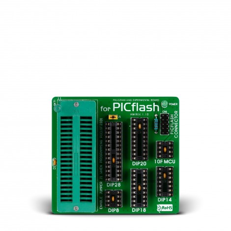 PICFlash Experimental Board