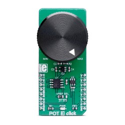 Shop Click Boards Mixed Signal POT 3 Click front