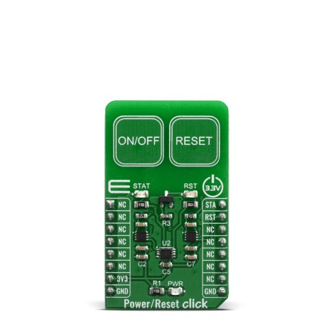 Shop Click Boards HMI Power Reset click Front