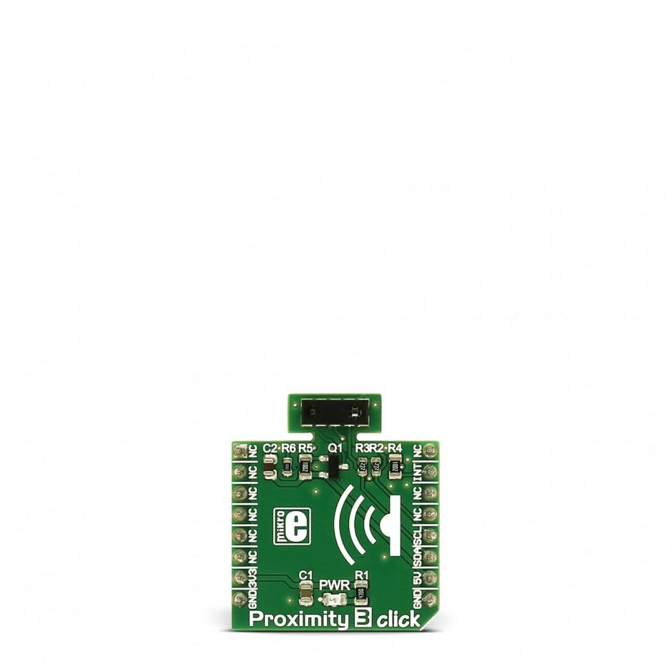 Proximity 3 Click Carries Vcnl4200 Sensor From Vishay Pro 197 Wiring Diagram