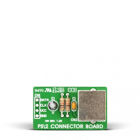 MikroElektronika PS/2 Connector Board