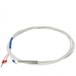 PT100 3-wire temperature probe