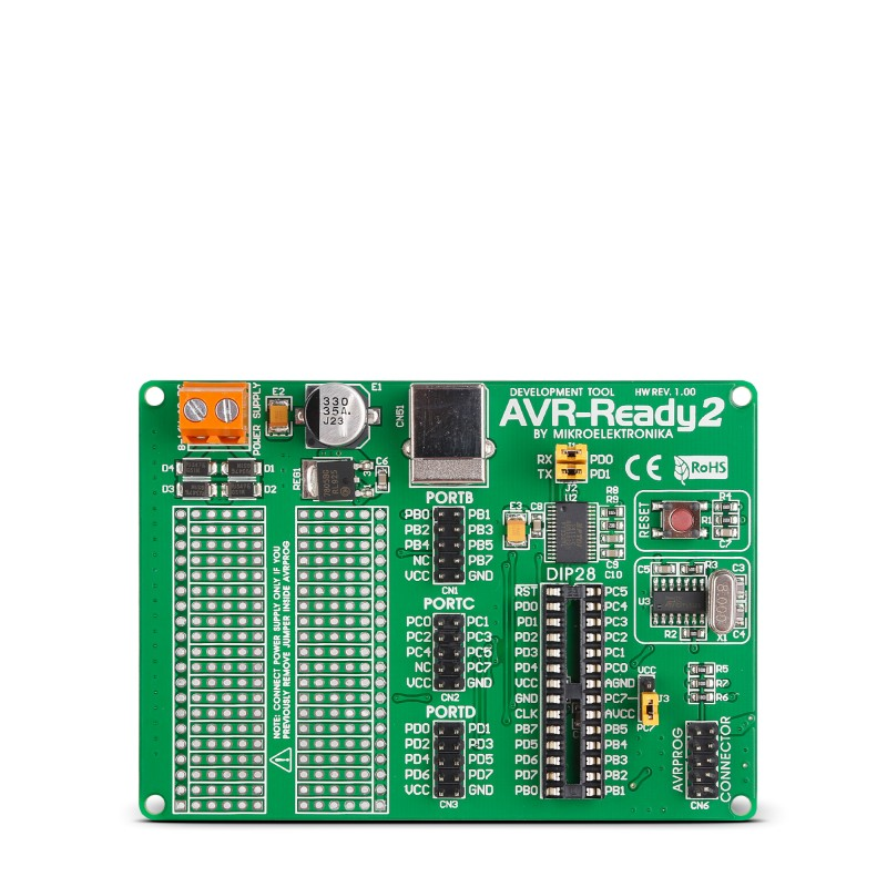 AVR-Ready2 Board