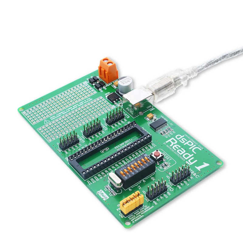 dsPIC-Ready1 Board
