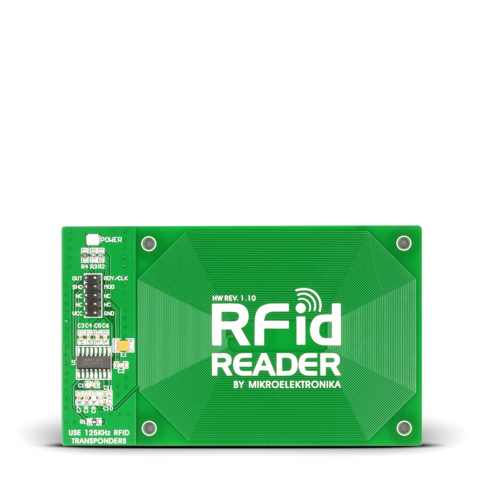 RFid Reader Board