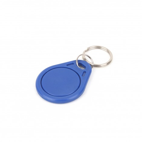 RFiD tag 13.56MHz, ISO14443-A standard blue