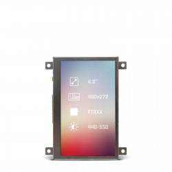 Riverdi Display 4.3""