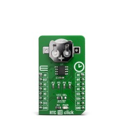 Shop Click Boards Clock & Timing RTC 10 click Front