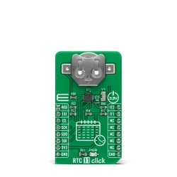 Shop Click Boards Clock & Timing RTC RTC 11 Click Front