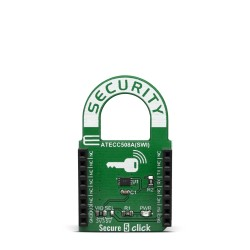Shop Click Boards Miscellaneous Secure 5 Click Front