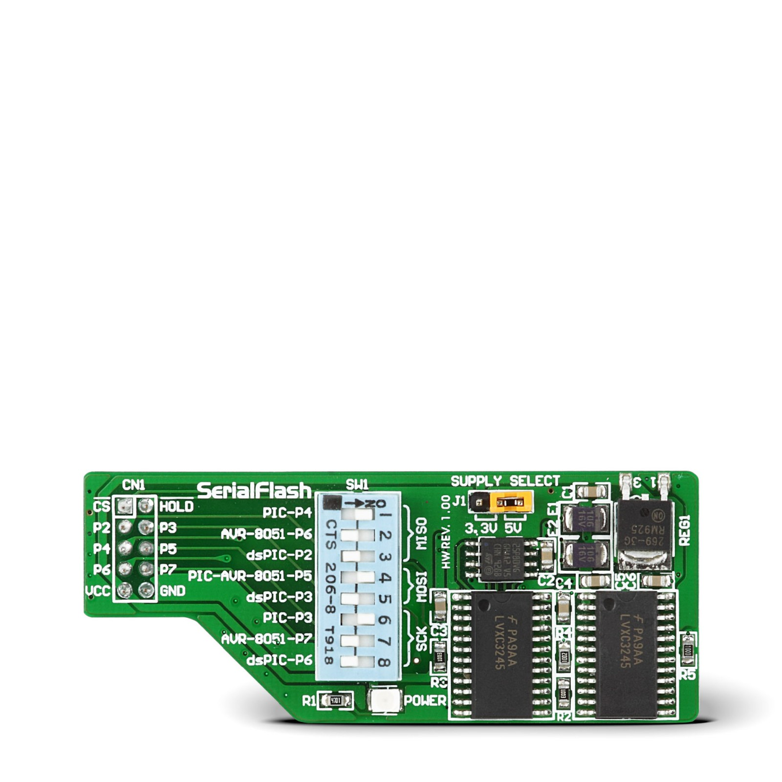 Atmel 8051 Flash Based Microcontroller Programmer Electronic Serialflash Add On Board With En25f80 8mbit Memory Mgctlbxnmzp Mgctlbxv5112 Mgctlbxlc Mgctlbxpprestashop