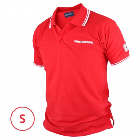 MikroElektronika Polo Shirt