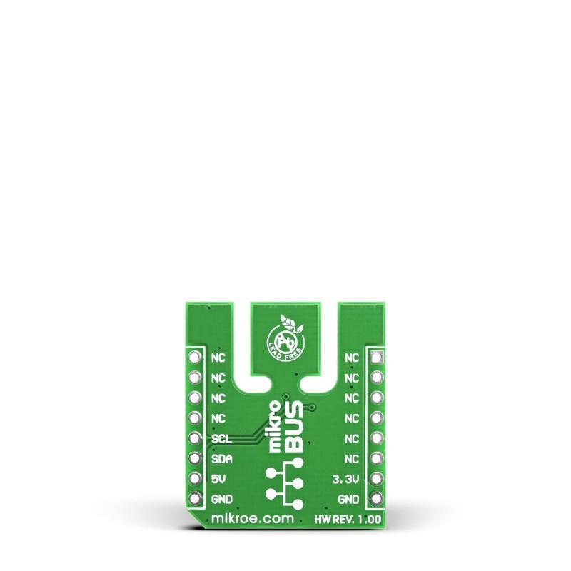 SHT1x click - Breakout board for SHT11 humidity & temp sensor