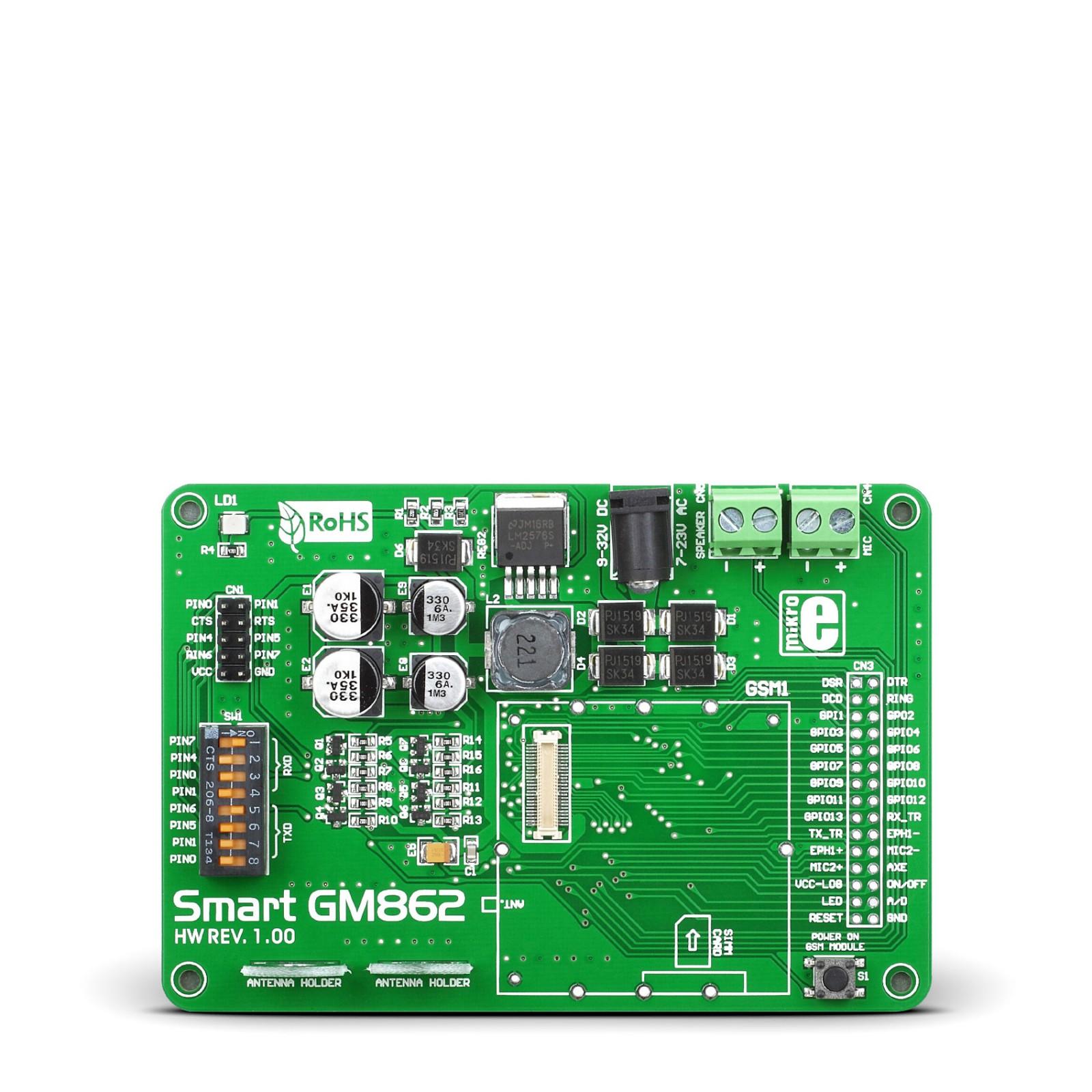 Smartgm862 Board Telit Gm862 Gsm Gprs Development Tool Copyright Of This Circuit Belongs To Smart Kit Electronics In Mgctlbxnmzp Mgctlbxv5112 Mgctlbxlc Mgctlbxpprestashop