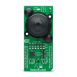 Shop Click Boards Sensors Optical Smoke 2 Click  Front